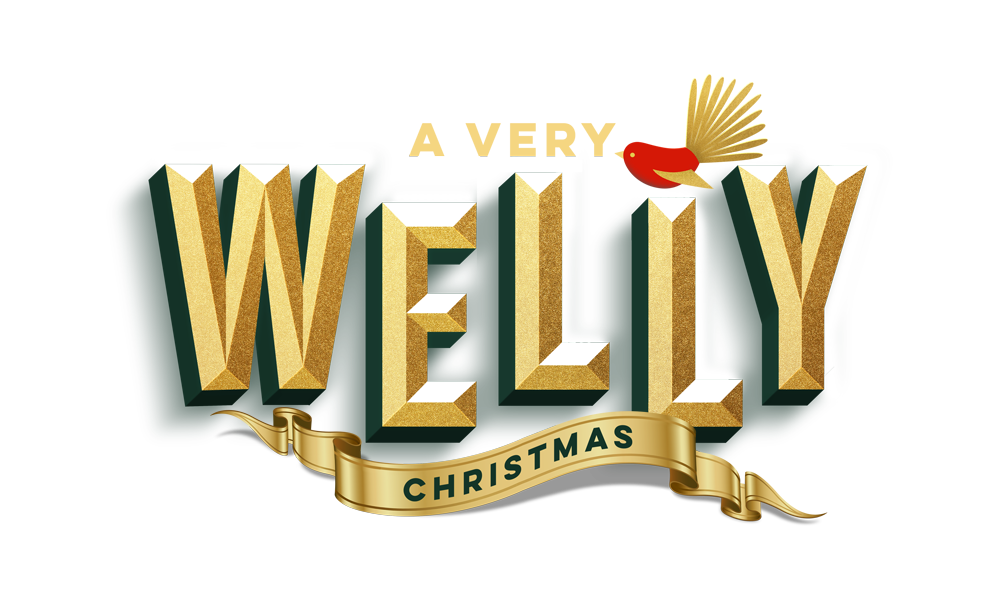 welly xmas logo